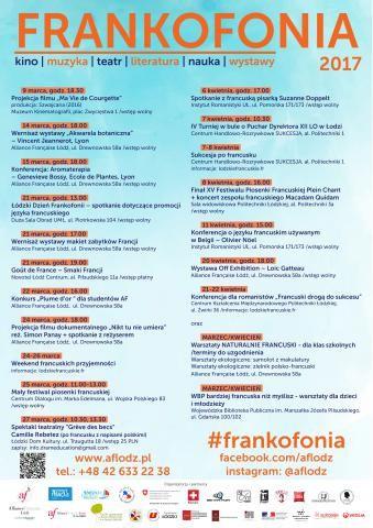 Frankofonia 2017