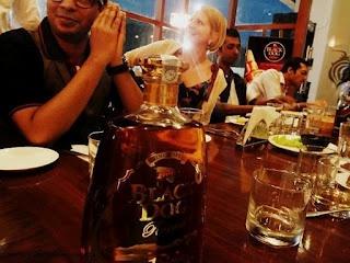 Anki On The Move: Black Dog Scotch Tasting