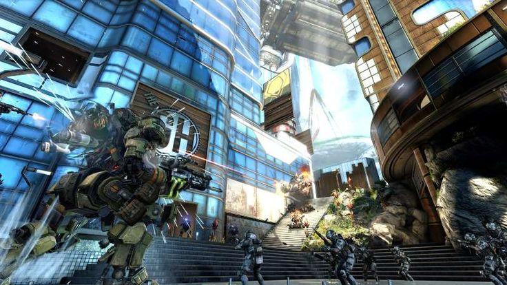 DLC Frontier's Edge dari Titanfall Akan Diluncurkan Pada 31 Juli | Lattenight
