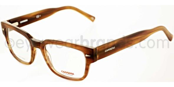 Carrera CA 6187 Carrera CA6187 7C4 Matte Brown Carrera Glasses   2013 Carrera Eyewear Frames Online from UK Opticians