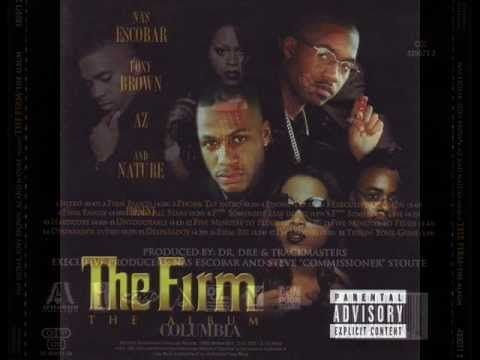 The Firm - Phone Tap from The Album [Aftermath, 1997]. Nas, AZ, Nature, Dr. Dre. Hip-Hop.