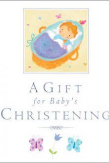 A Gift for Babys Christening 220x330 The best christening gift ideas