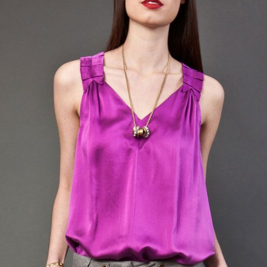 Kahla Top Mulberry