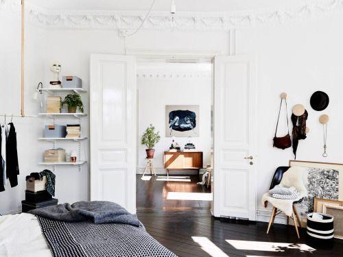 Still fancy this inspiringl apartment in Gothenburg, Sweden   Photo by Swedish broker StadshemFollow Style and Create at Instagram   Pinterest   Facebook   Bloglovin