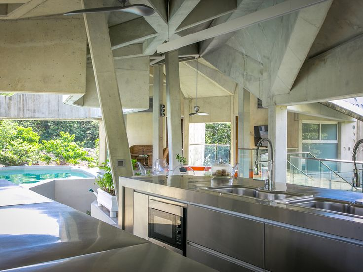 Luxury real estate in Cape tribulation AU - Alkira - An architectural masterpiece set in paradise - JamesEdition
