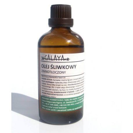 Olej Śliwkowy - to doskonały składnik kosmetyków do pielęgnacji i regeneracji skóry, włosów i paznokci.