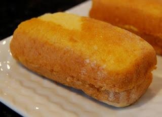 Homemade Twinkies :)