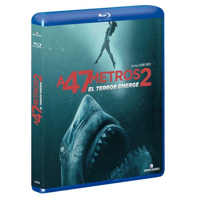 A 47 Metros 2 Blu Ray En 2020 John Krasinski Mentiras Arriesgadas Peliculas De Terror