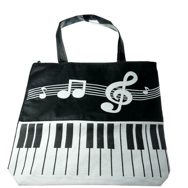 Music note tote!