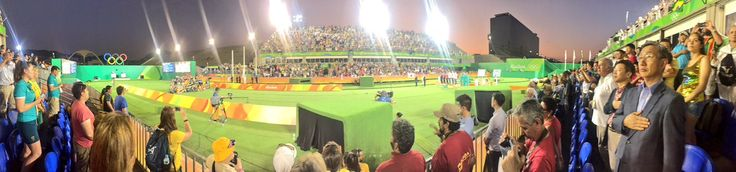U.S. Olympic Team Retweeted  Gadi SchwartzVerified account @GadiNBC  Aug 6 Sambódromo da Marquês de Sapucaí #TeamUSA takes Silver in 🏹! @Brady_Ellison @jakekaminski & Zach Garrett on the podium!