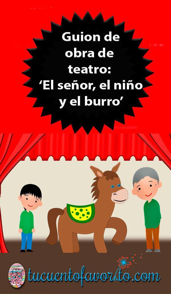 Pin En Obras De Teatro Infantil