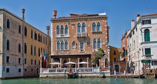 Our favourite hotel, Palazzo Stern Venice