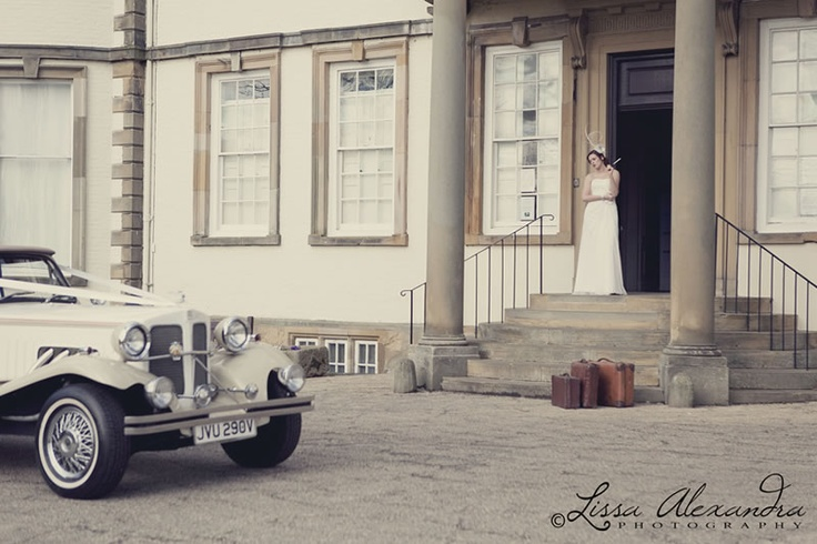 A Downton Abbey wedding theme for some vintage Edwardian inspiration