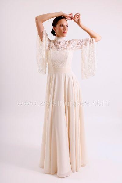 Robe de mariée 2018 - Robe Toscane. Zora L Huppée