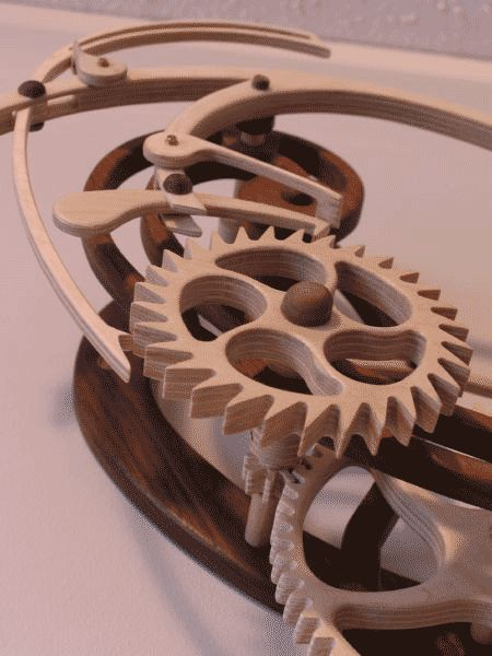Wooden Works Clocks Introduction