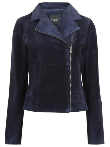 Eva Suede Jacket