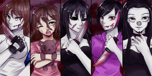 CreepyPasta Girl