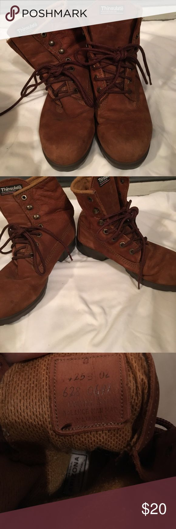 Thinsulate boots Thinsulate boots, size 7 1/2, very nice for winter Arizona Jean Company Shoes Winter & Rain Boots
