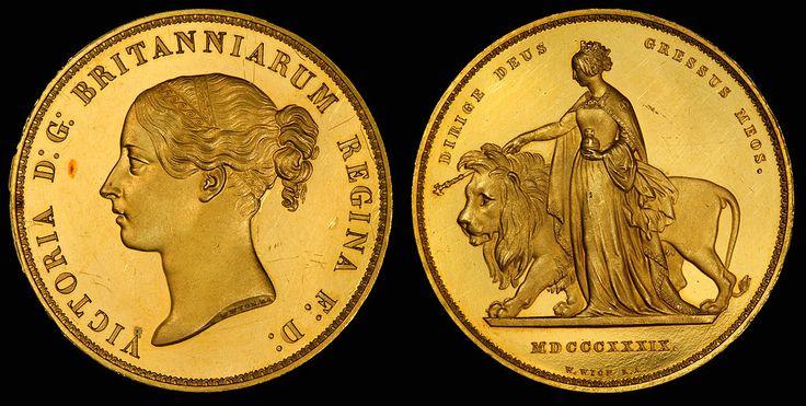 Información sobre coleccionar monedas de Reino Unido.