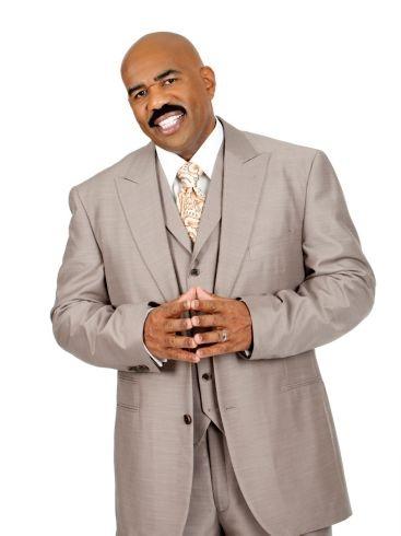 Men's Suit Separates - Steve Harvey Taupe Suit Jacket - K Fashion Superstore