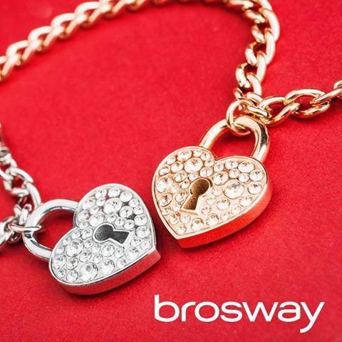 Brosway Gioielli Se avete trovato la vostra anima gemella, non fatevela scappare e suggellate così il vostro amore! Online shop: www.goldd-jewels-italy.com