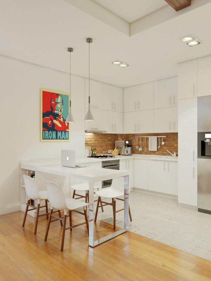 25+ parasta ideaa Pinterestissä Dekotipps küche Dekoration - küche aus paletten