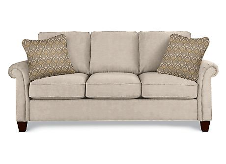 Lazy Boy Bree Oyster Color Style 406 Upgraded Cushions As They Are A Bit More Firm And