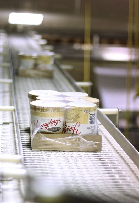 Care for an ice-cold Yuengling's ice cream?..