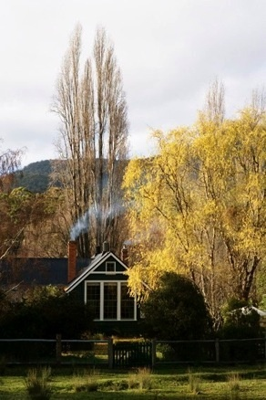 A cooking weekend at the Agrarian Kitchen, Tasmania.