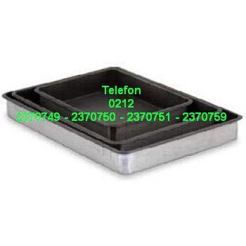 Teflonlu Endüstriyel Tip Fırın Tepsisi 0212 2370750 En kaliteli baklava tepsileri su böreği tepsisi sanayi tipi fırın yemek pişirme tepsilerinin en ucuz fiyatlarıyla satış telefonu 0212 2370749