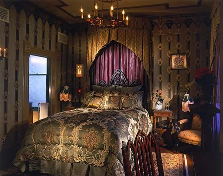 Gothic Victorian Bedroom 91 best gothic images on pinterest | room, bedrooms and gothic