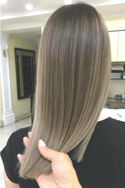 Mushroom brown hair is trendy and it is much prettier than it sounds – Hairstyle Straight Homecoming