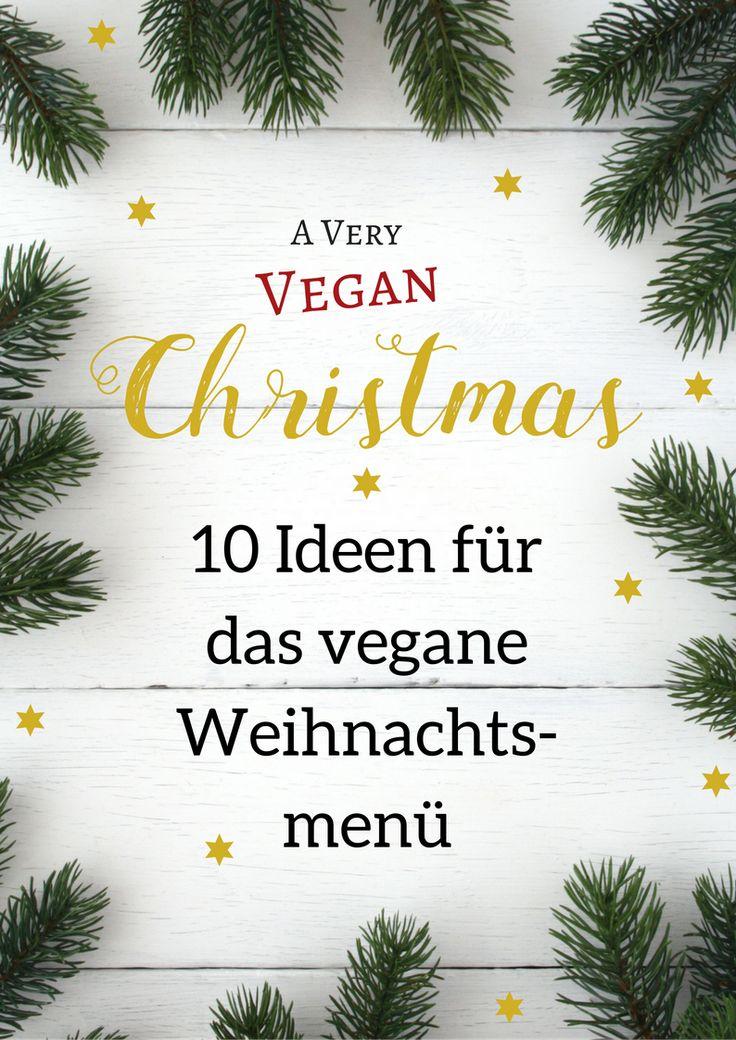 10 festtagstaugliche Rezepte von aufwendig bis simpel. http://homemade-deliciousness.net/das-leben-nach-der-weihnachtsgans-10-ideen-fuer-das-vegane-weihnachtsmenue/