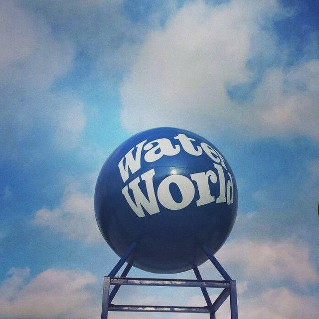 #WaterWorld  www.WaterWorld.es fotografia d' @Arnaublog