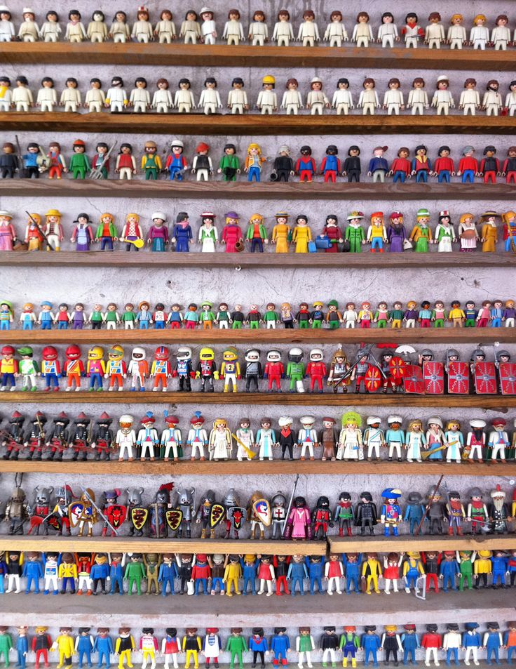 Playmobil Collection