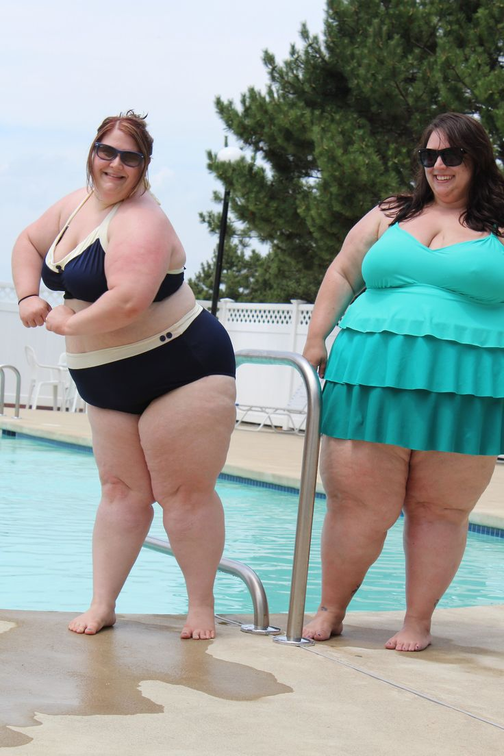 Love This Even More, Maybe Plus Size Swimwear Fatshion -6551