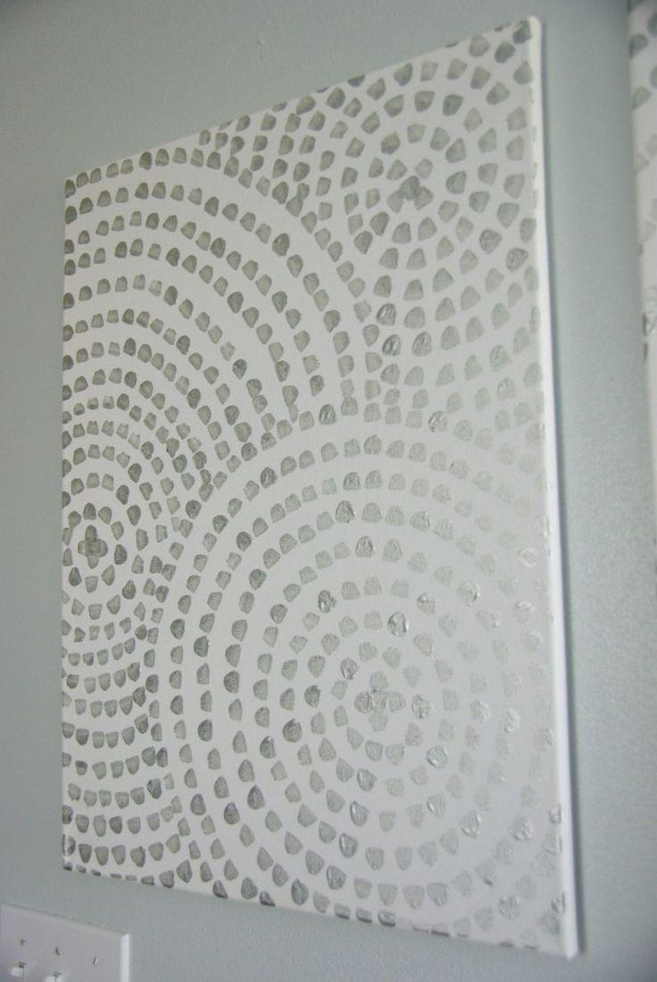 Diy bathroom canvas wall art - Diy Canvas Wall Art Duo