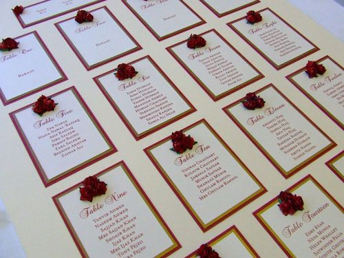 55 Best Wedding Table Plans Images On Pinterest | Wedding Table