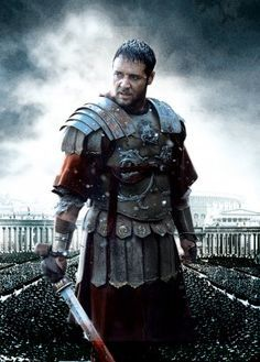 Gladiator. My name is Maximus Decimus Meridius, commander of the Armies of the North, General of the Felix Legions, loyal servant to the true emperor, Marcus Aurelius. Father to a murdered son, husband to a murdered wife. And I will have my vengeance, in this life or the next. (Gladiator)