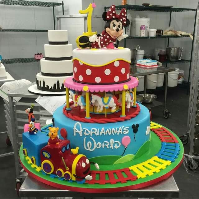 17 Best images about Cake Boss, birthday cakes on ...