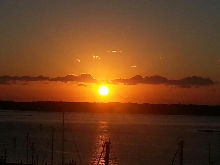 Anzac Day sunrise 2013