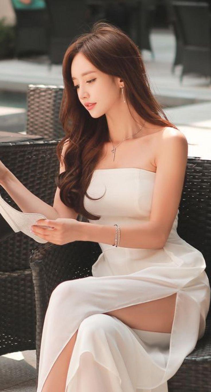 韓国の9等身モデル ?允珠(Son Youn Ju)の抜ける画像 | ?允珠 ... 2592x1398