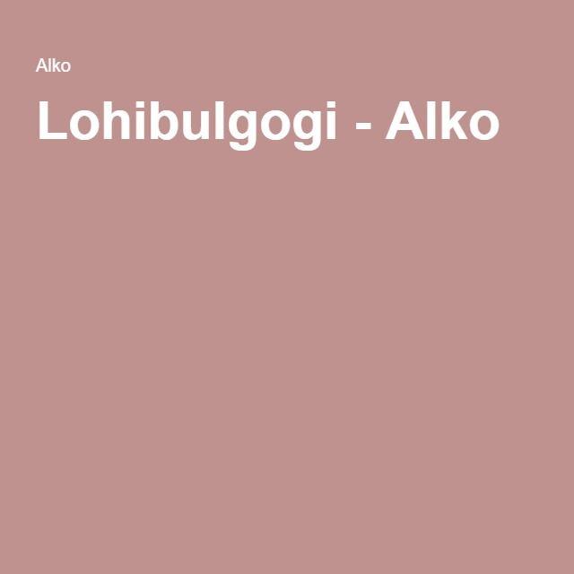 Lohibulgogi - Alko