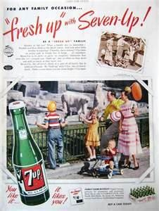 Vintage ad: Vintage Memories, 7Up Sodas, Vintage Bottle, Families Soft, Vintage Things, Retro Poster, Vintage 7Up, Vintage Ads, Vintage Advertising