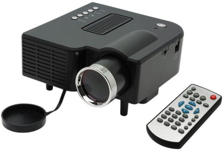 Zakk 48 lm LED Corded Portable Projector Price in India - Buy Zakk 48 lm LED Corded Portable Projector online at Flipkart.com