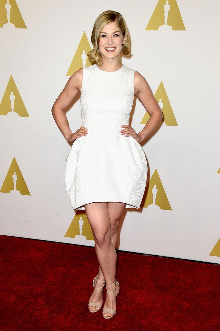 Academy Awards Nominee Luncheon 2015 - Rosmund Pike