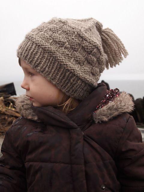 Ravelry: Winter Driftwood - Toddler Hat pattern by Nat Raedwulf