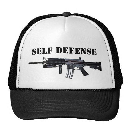 Self Defense AR15 ( Hat )