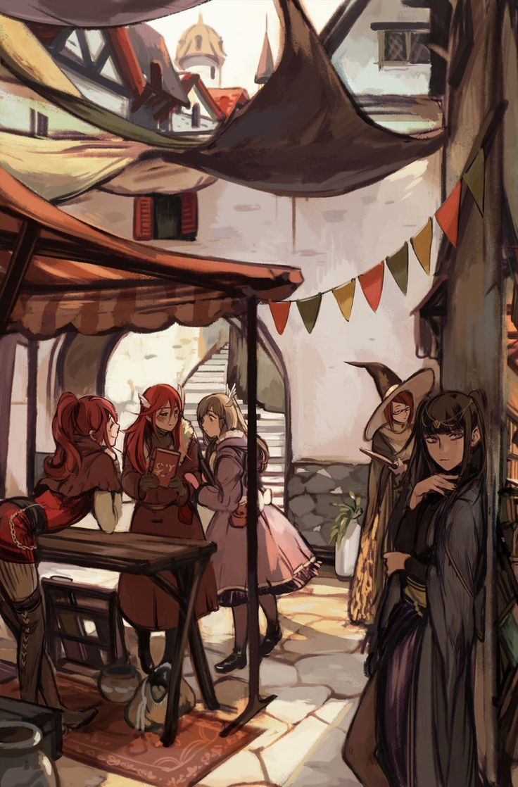 """[FIRE EMBLEM] errands with the shepherds! the kind of people that feel like home no matter where you go """