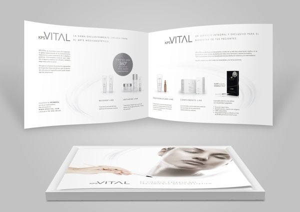 KPS Vital by Leonor Manso, via Behance